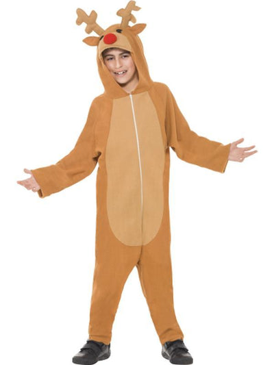 Reindeer Costume-Costumes - Boys-Jokers Costume Hire and Sales Mega Store