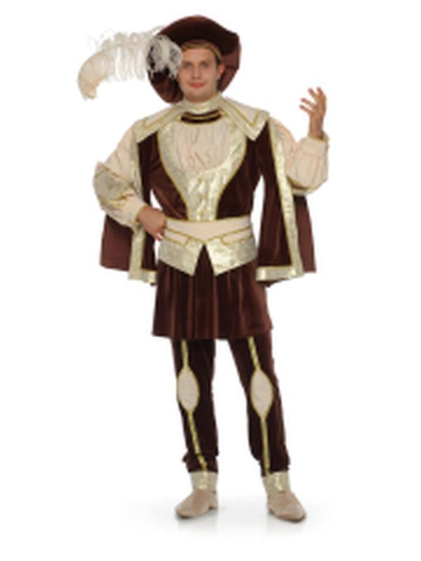 Renaissance King Collector'S Edition - Size Std-Costumes - Mens-Jokers Costume Hire and Sales Mega Store