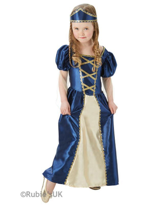 Renaissance Princess - Size M-Costumes - Girls-Jokers Costume Hire and Sales Mega Store