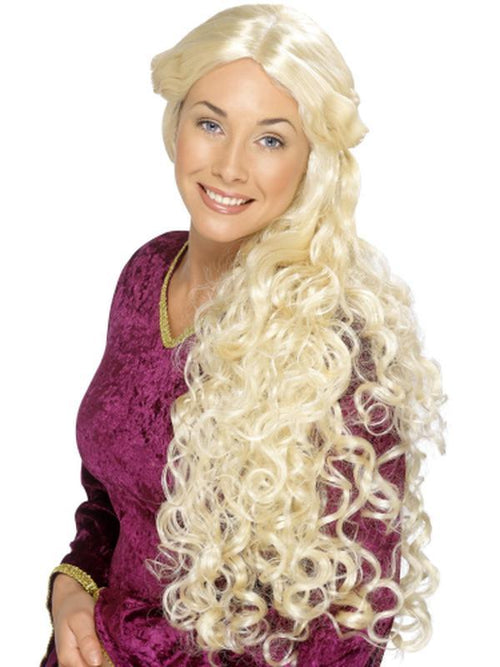 Renaissance Wig-Wigs-Jokers Costume Hire and Sales Mega Store