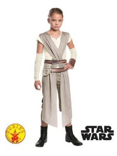 REY CLASSIC COSTUME, CHILD - SIZE 6-8-Costumes - Girls-Jokers Costume Mega Store