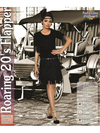 Roaring 20's Flapper-Costumes - Women-Jokers Costume Mega Store