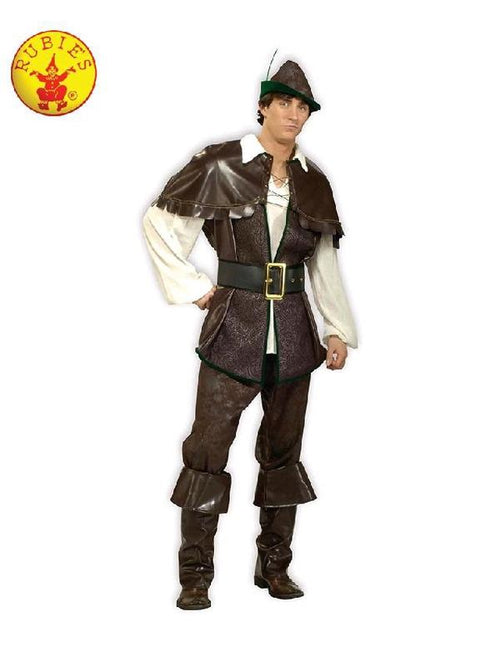 Robin Hood Costume - Size Xl-Costumes - Mens-Jokers Costume Hire and Sales Mega Store
