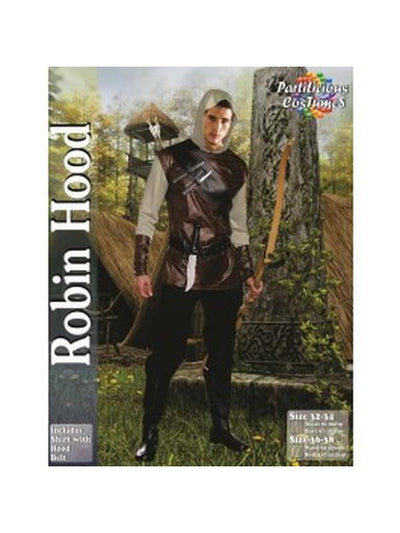 Robin Hood-Costumes - Mens-Jokers Costume Hire and Sales Mega Store