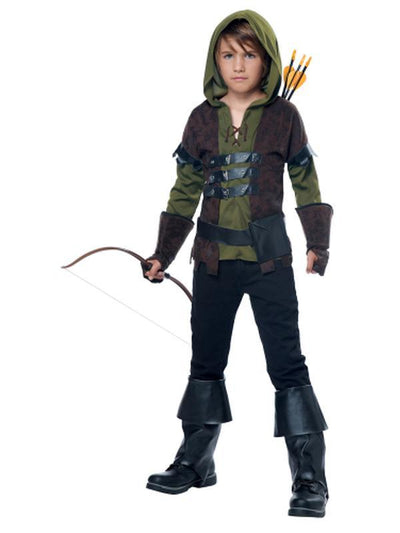 ROBIN HOOD/CHILD-Costumes - Boys-Jokers Costume Hire and Sales Mega Store