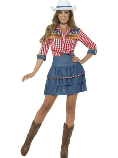 Rodeo Doll Costume-Costumes - Women-Jokers Costume Hire and Sales Mega Store