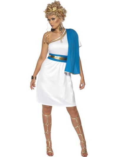 Roman Beauty Costume-Costumes - Women-Jokers Costume Hire and Sales Mega Store