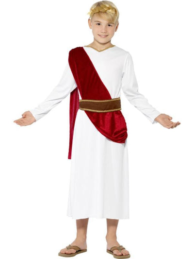 Roman Boy Costume-Costumes - Boys-Jokers Costume Hire and Sales Mega Store