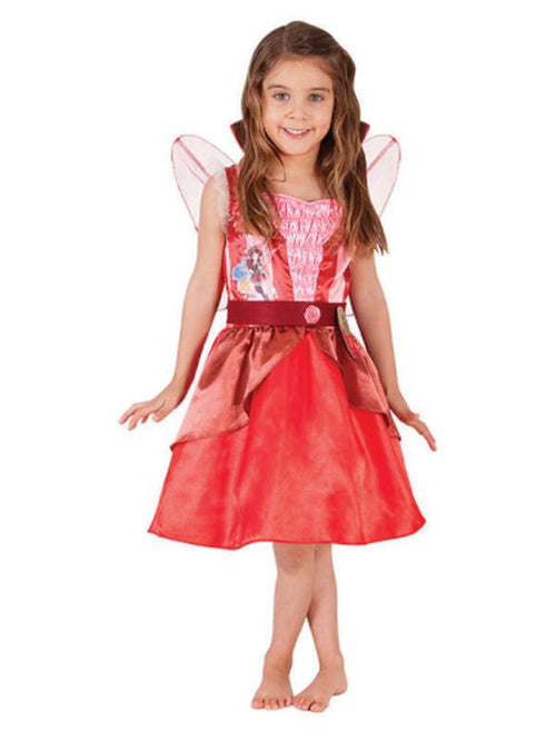 Rosetta Pirate Deluxe Child Costume - Size 4-6-Costumes - Girls-Jokers Costume Hire and Sales Mega Store