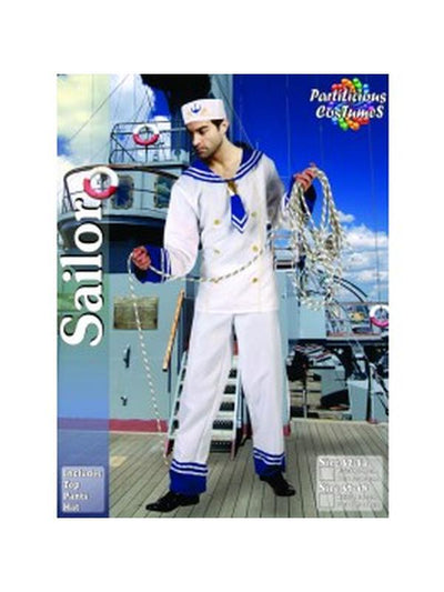 Sailor-Costumes - Mens-Jokers Costume Hire and Sales Mega Store
