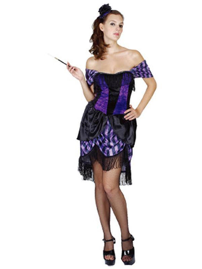 Saloon Mistress - Adult - Medium-Costumes - Women-Jokers Costume Hire and Sales Mega Store
