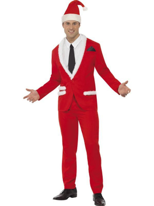 Santa Cool Costume-Costumes - Mens-Jokers Costume Hire and Sales Mega Store