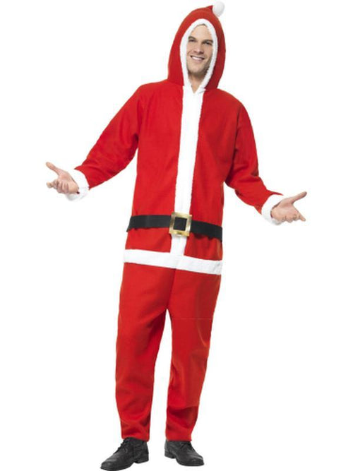 Santa Costume.-Costumes - Mens-Jokers Costume Hire and Sales Mega Store