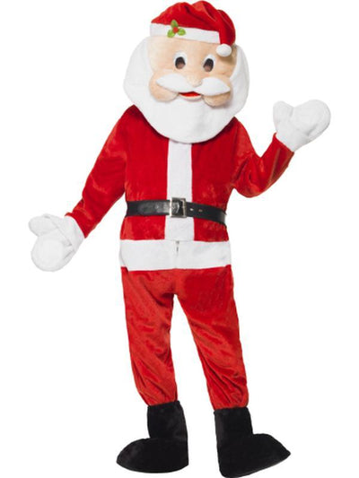 Santa Mascot Costume-Jokers Costume Mega Store