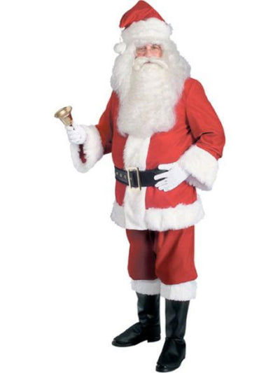 Santa Suit Collector'S Edition - Size Xxl-Jokers Costume Mega Store