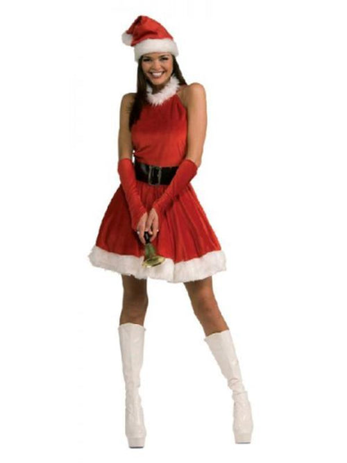 Santa'S Inspiration - Size S-Costumes - Women-Jokers Costume Hire and Sales Mega Store