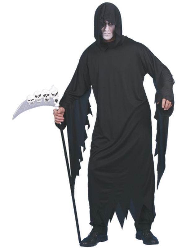Screamer Costume-Costumes - Mens-Jokers Costume Hire and Sales Mega Store