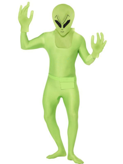 Second Skin Suit Alien-Costumes - Mens-Jokers Costume Hire and Sales Mega Store