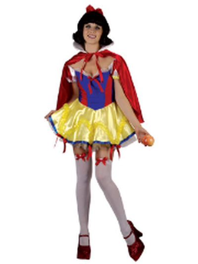 Sexy Snow Princess - Adult - Medium-Costumes - Women-Jokers Costume Hire and Sales Mega Store