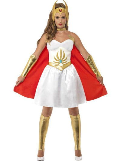 She-Ra Latex Costume-Costumes - Women-Jokers Costume Hire and Sales Mega Store