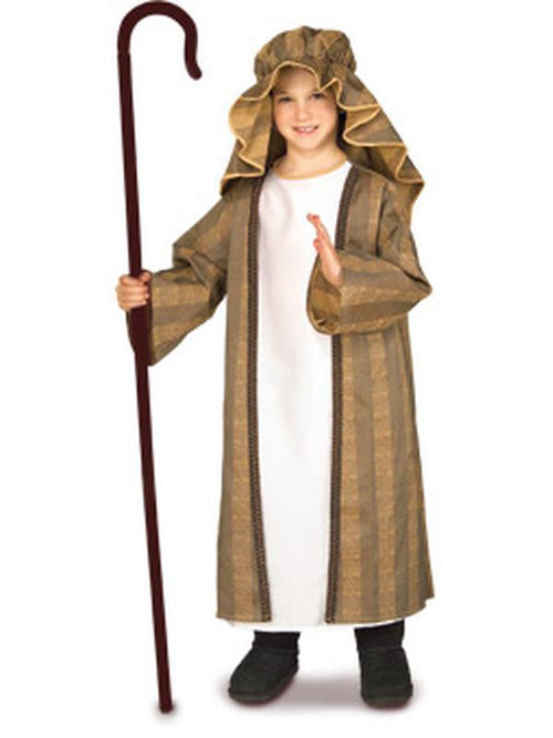 Shepherd Child - Size M-Costumes - Boys-Jokers Costume Hire and Sales Mega Store