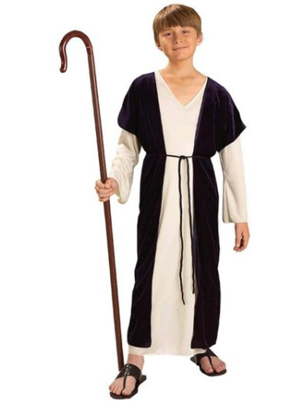 Shepherd Costume - Size L-Costumes - Boys-Jokers Costume Hire and Sales Mega Store