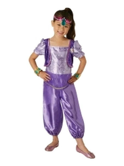 Shimmer Classic Costume - Size 3-5-Costumes - Girls-Jokers Costume Hire and Sales Mega Store