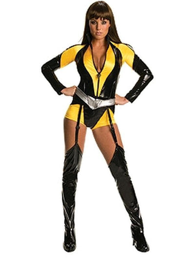 Silk Spectre Watchmen - Size Xs-Costumes - Women-Jokers Costume Hire and Sales Mega Store