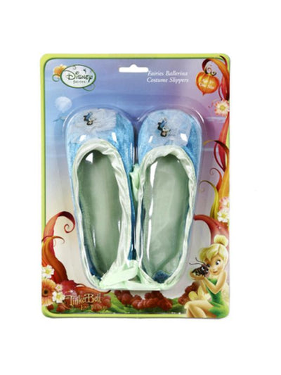 Silvermist Slippers-Costume Accessories-Jokers Costume Hire and Sales Mega Store