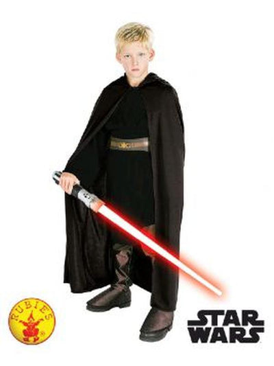 Sith Hooded Robe - Size M-Costumes - Boys-Jokers Costume Hire and Sales Mega Store