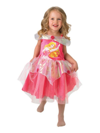Sleeping Beauty Ballerina - Size Toddler-Costumes - Girls-Jokers Costume Hire and Sales Mega Store