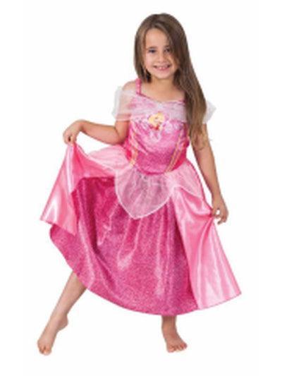 Sleeping Beauty Dreamtime Costume - Size 4-6-Costumes - Girls-Jokers Costume Hire and Sales Mega Store