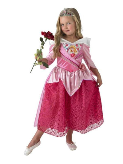 Sleeping Beauty Shimmer - Size L.-Costumes - Girls-Jokers Costume Hire and Sales Mega Store