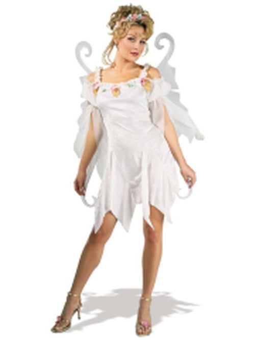 Snow Fairy Secret Wishes Costume - Size M-Costumes - Women-Jokers Costume Hire and Sales Mega Store