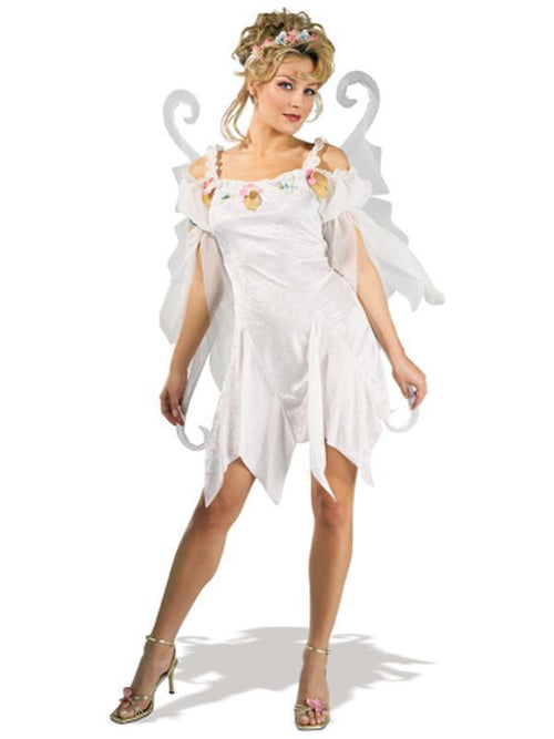 Snow Fairy Secret Wishes Costume - Size S-Costumes - Women-Jokers Costume Hire and Sales Mega Store
