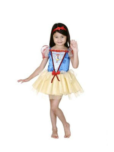 Snow White Ballerina - Size 18-36 Months-Costumes - Girls-Jokers Costume Hire and Sales Mega Store