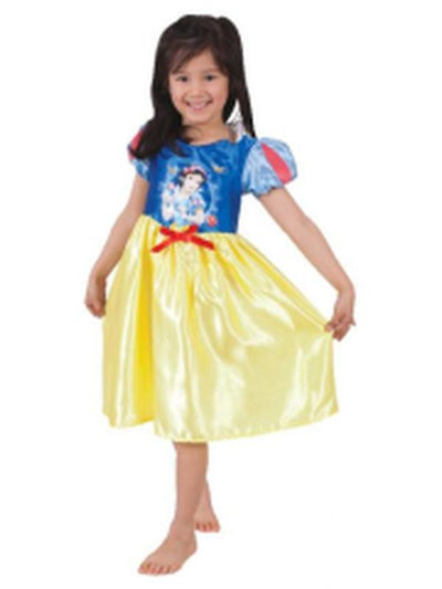Snow White Classic Storytime - Size 4-6-Costumes - Girls-Jokers Costume Hire and Sales Mega Store
