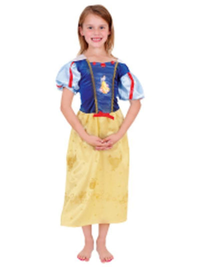 Snow White Nouveau - Size 3-5-Costumes - Girls-Jokers Costume Hire and Sales Mega Store