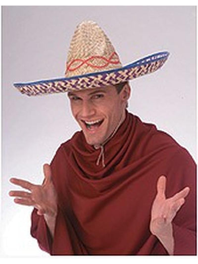 Sombrero-Hats and Headwear-Jokers Costume Hire and Sales Mega Store