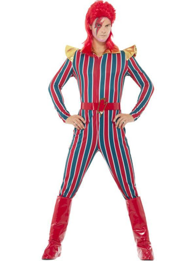 Space Superstar Costume-Costumes - Mens-Jokers Costume Hire and Sales Mega Store