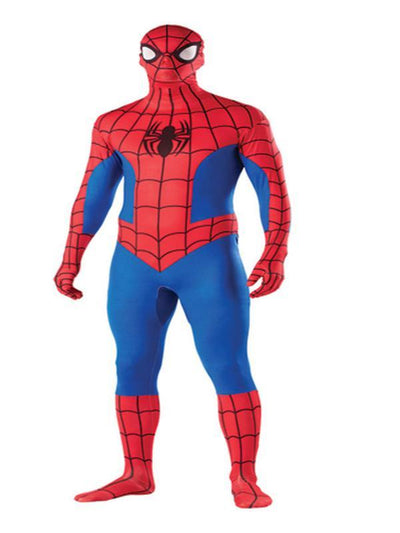 Spider-Man 2Nd Skin Suit- Size L-Costumes - Mens-Jokers Costume Hire and Sales Mega Store