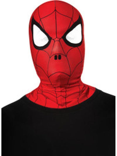 Spider-Man Mask Child-Masks - Latex-Jokers Costume Hire and Sales Mega Store