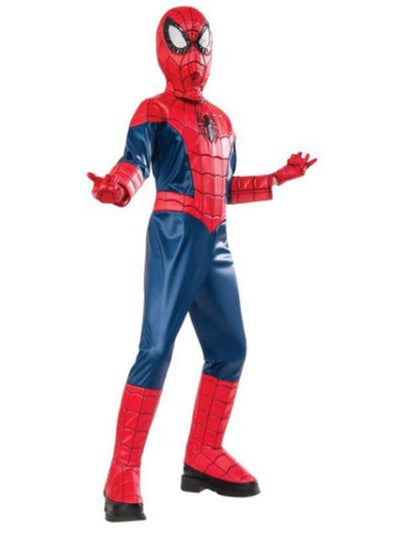 Spider-Man Premium Costume - Size 6-8-Costumes - Boys-Jokers Costume Hire and Sales Mega Store