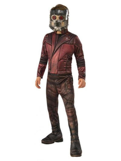 Star-Lord Deluxe Costume - Size L-Costumes - Boys-Jokers Costume Hire and Sales Mega Store