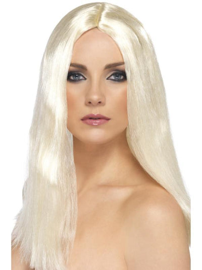 Star Style Wig - Blonde-Wigs-Jokers Costume Hire and Sales Mega Store