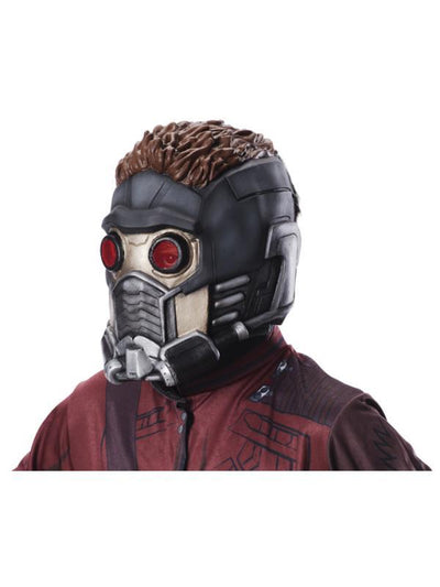 Starlord Child 3/4 Mask-Masks - Latex-Jokers Costume Hire and Sales Mega Store