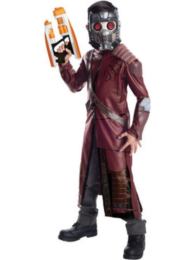 Starlord Deluxe Child - Size M-Costumes - Boys-Jokers Costume Hire and Sales Mega Store