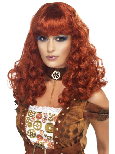 Steam Punk Female Wig-Wigs-Jokers Costume Mega Store