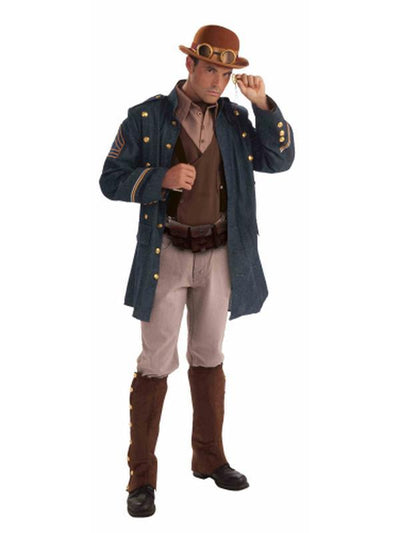 Steampunk General - Size Std-Costumes - Mens-Jokers Costume Hire and Sales Mega Store