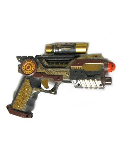 Steampunk Space Gun-Weapons-Jokers Costume Mega Store